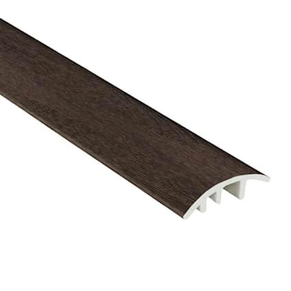 Lovina Beach Oak Vinyl Waterproof 1.5 in wide x 7.5 ft Length Reducer