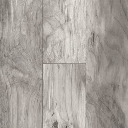 12mm+Pad Frosted Hackberry 24 Hour Water-Resistant Laminate Flooring 7.5 in. Wide x 50.67 in. Long