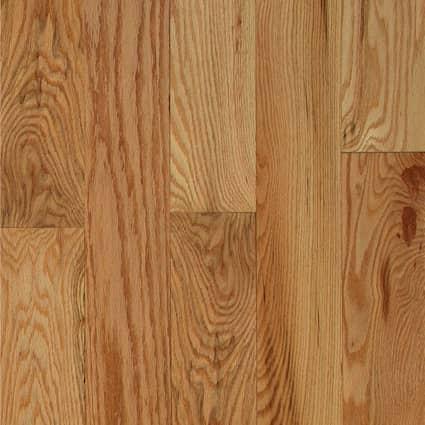 3/4 in. Select Red Oak Solid Hardwood Flooring 5.25 in. Wide