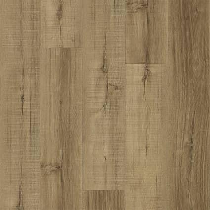 5mm w/pad Skyline Trail Oak Waterproof Rigid Vinyl Plank Flooring 7.09 in. Wide x 48 in. Long