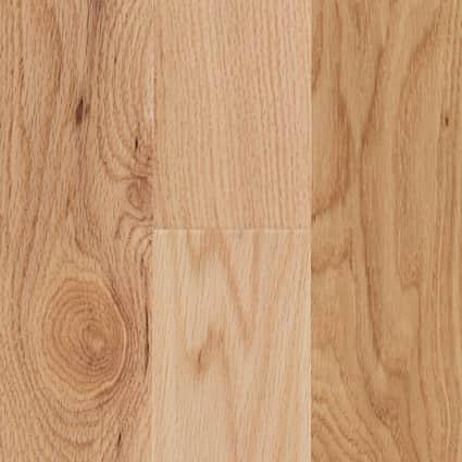 3/4 in. x 3.25 in. Character Red Oak Solid Hardwood Flooring 3.25 in. Wide
