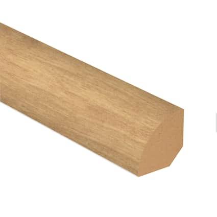 Melrose Herringbone Laminate 0.75 in wide x 7.5 ft Length Quarter Round