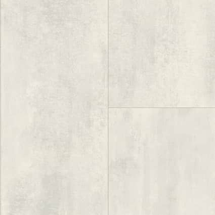 8mm Crescent Moon Stone Laminate Flooring 12.95 in Wide x 51 in. Long