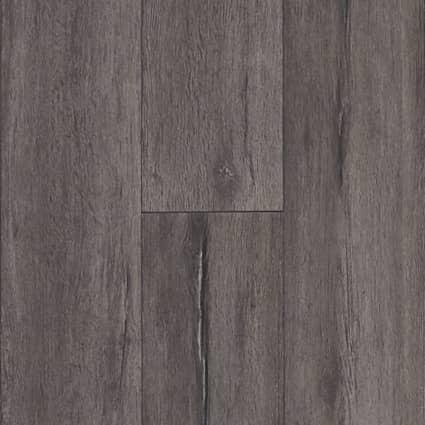 7mm+pad Foggy Bottom Oak Waterproof Hybrid Resilient Flooring 7.56 in. Wide x 50.63 in. Long