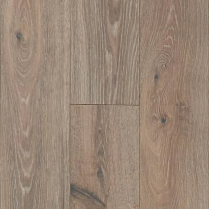 7mm+pad Sagrada Oak Waterproof Hybrid Resilient Flooring 7.56 in. Wide x 50.63 in. Long
