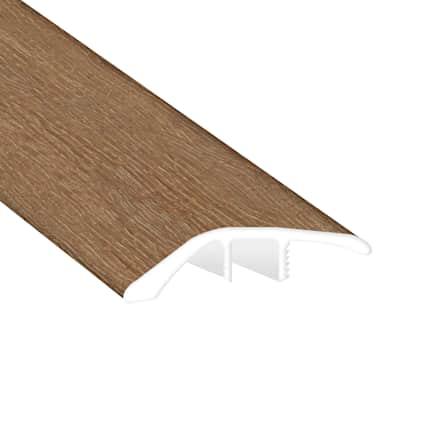 Sagrada Oak Laminate Waterproof 1.63 in wide x 7.5 ft Length Low Profile Reducer