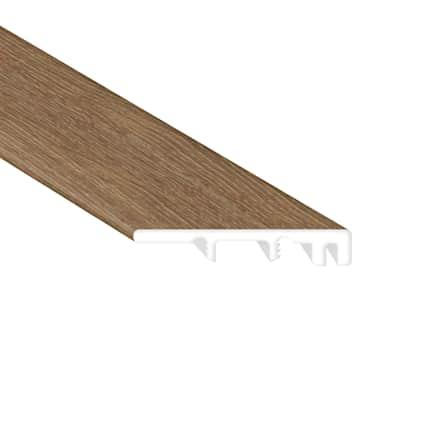 Sagrada Oak Laminate Waterproof 1.5 in wide x 7.5 ft Length Low Profile End Cap