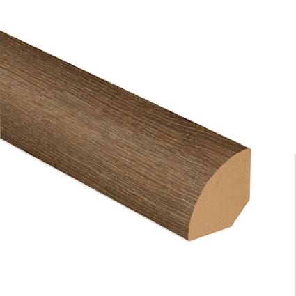 Sagrada Oak Laminate .75 in wide x 7.5 ft Length Quarter Round
