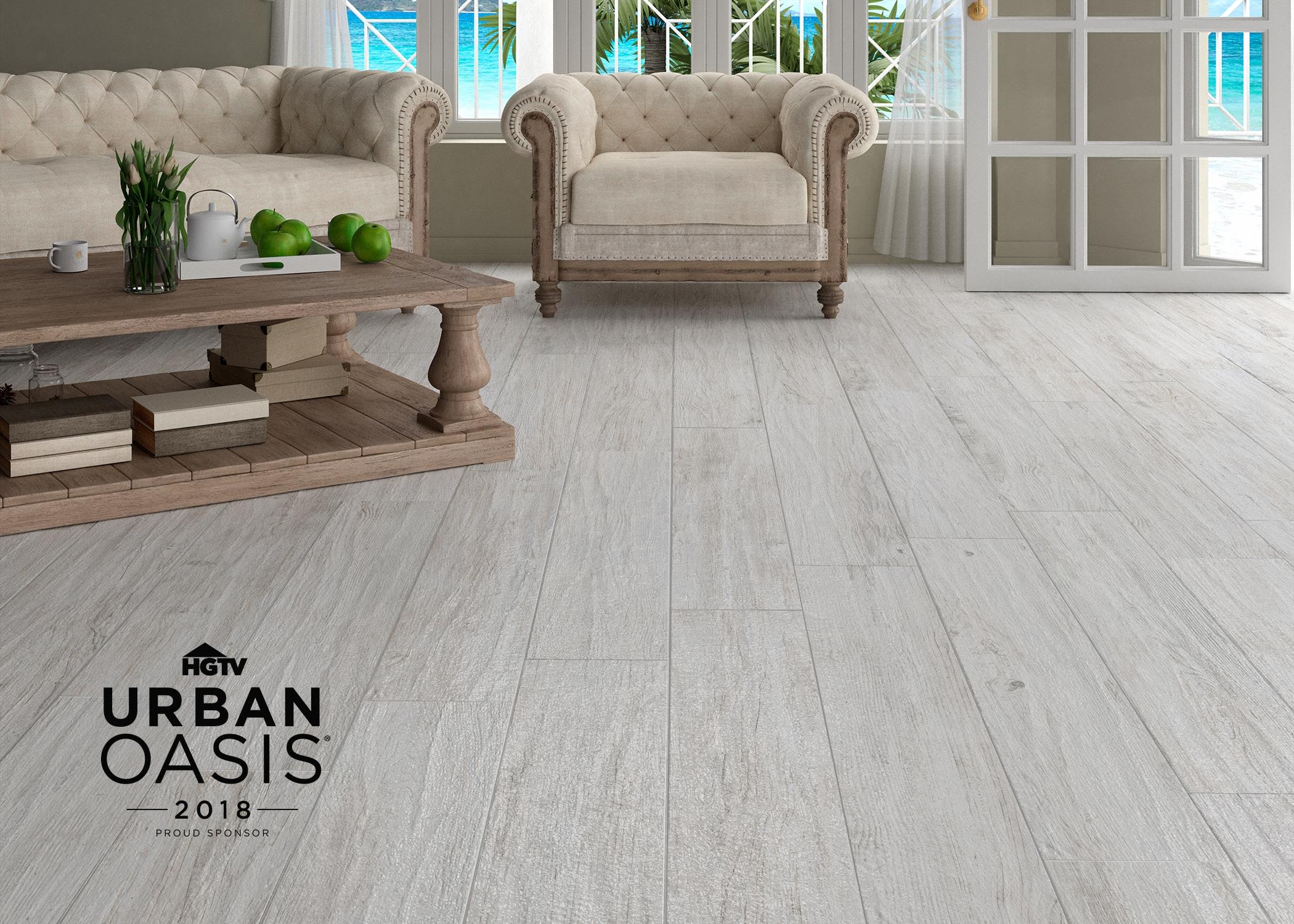 Montego Bay Oak Porcelain Tile, Montego Oak Laminate Flooring