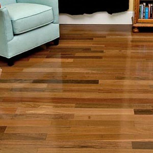3/4 in. x 3.25 in. Brazilian Walnut Unfinished Solid Hardwood Flooring