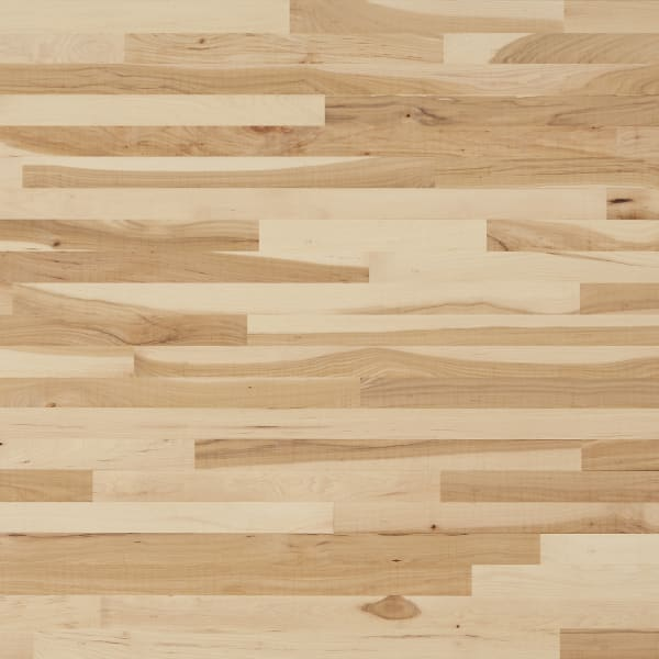 3/4 in. x 2.25 in. Hickory Unfinished Solid Hardwood Flooring