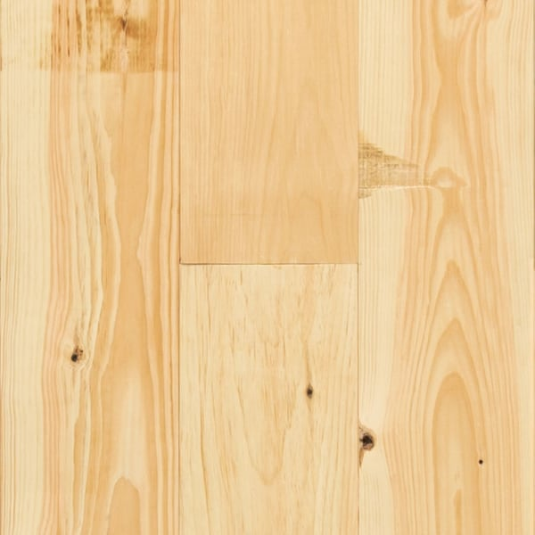 3/4 in. x 8 7/8 in. x 8' New England White Pine Unfinished Solid Hardwood Flooring