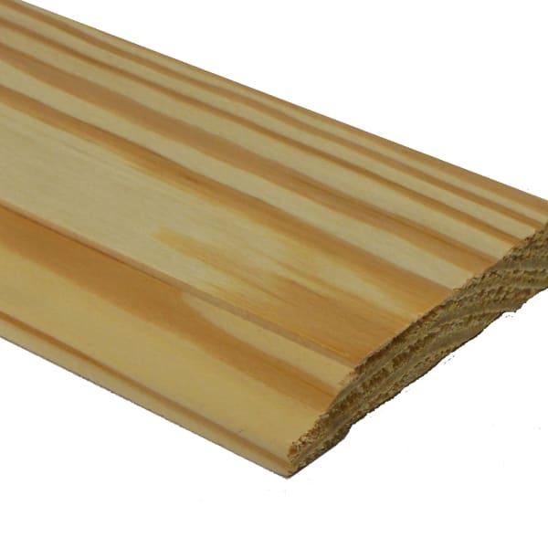 UNF Southern Yellow Pine 8' Baseboard