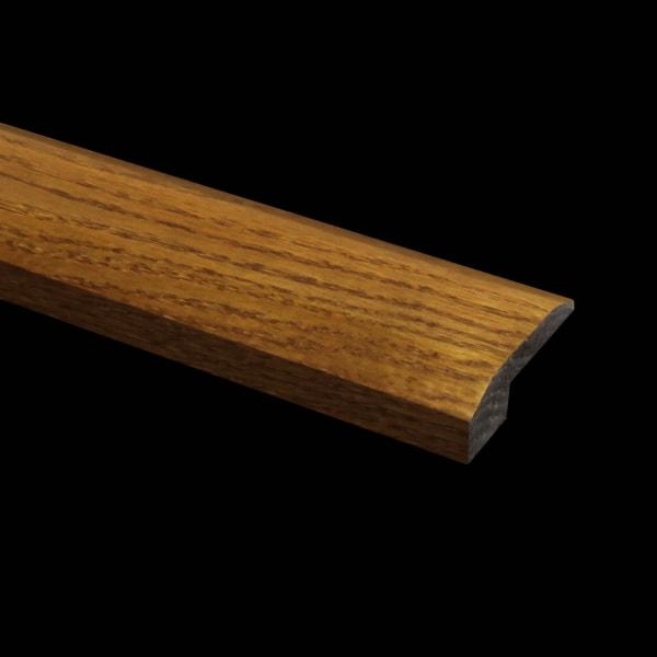 Gunstock Oak Hardwood 5/8 in thick x 2 in wide x 6.5 ft Length Threshold