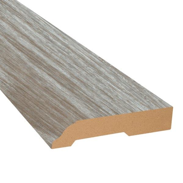 Dunes Bay Driftwood Laminate Baseboard