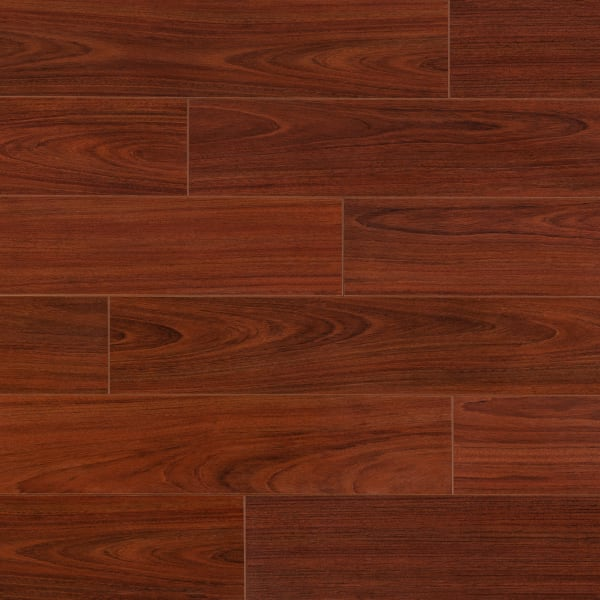 10mm+pad Boa Vista Brazilian Cherry Laminate Flooring