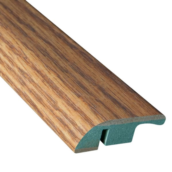 Butterscotch Oak Laminate 1.56 in wide x 7.5 ft Length Reducer