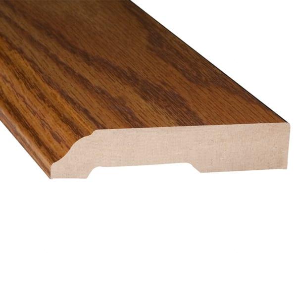 LAM Butterscotch Oak 7.5' Baseboard