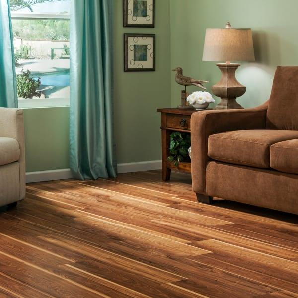 10mm+pad Hot Springs Hickory Laminate Flooring