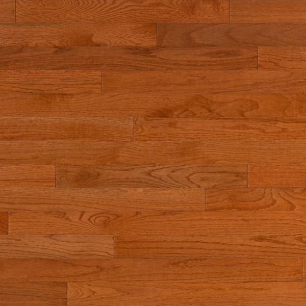 3/4 in. x 3.25 in. Classic Gunstock Oak Solid Hardwood Flooring