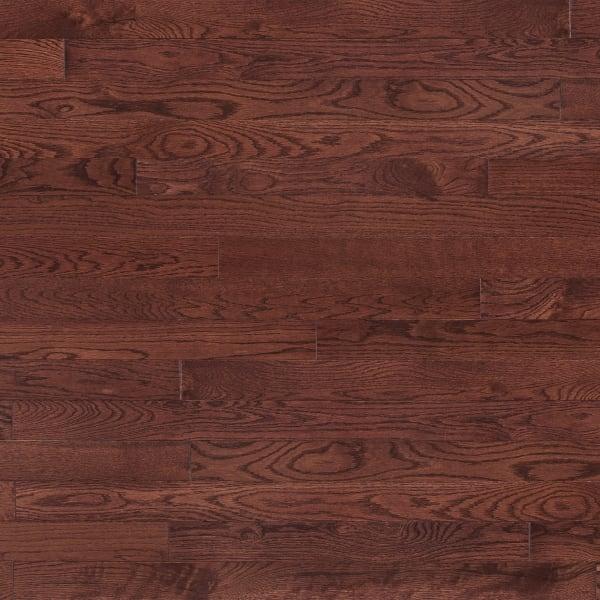 3/4 in. x 3.25 in. Cherry Oak Solid Hardwood Flooring
