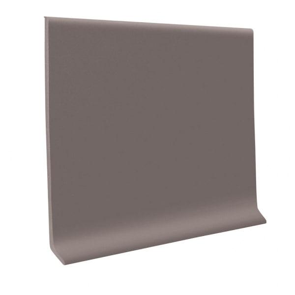 Fawn Vinyl Waterproof 4 in wide x 120 ft Length roll Vinyl Wall Base