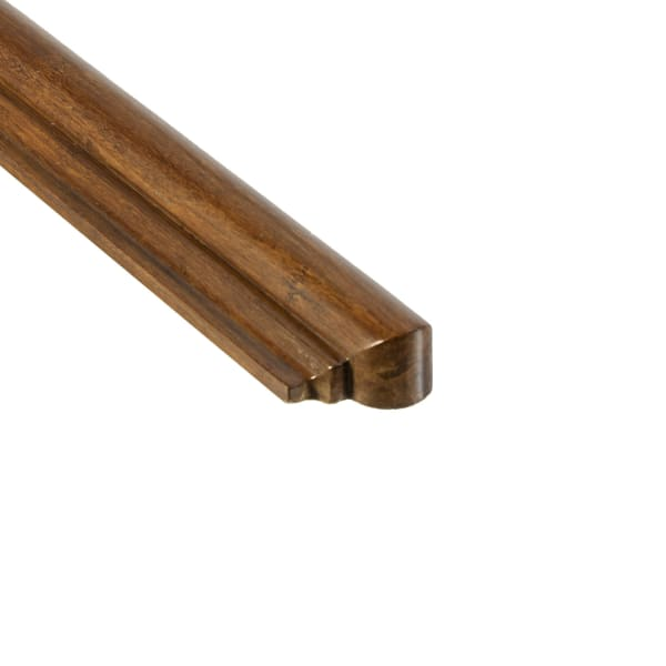 Bamboo 1 in thick x 1.75 in wide x 14.75 in Length Retro Fit Return
