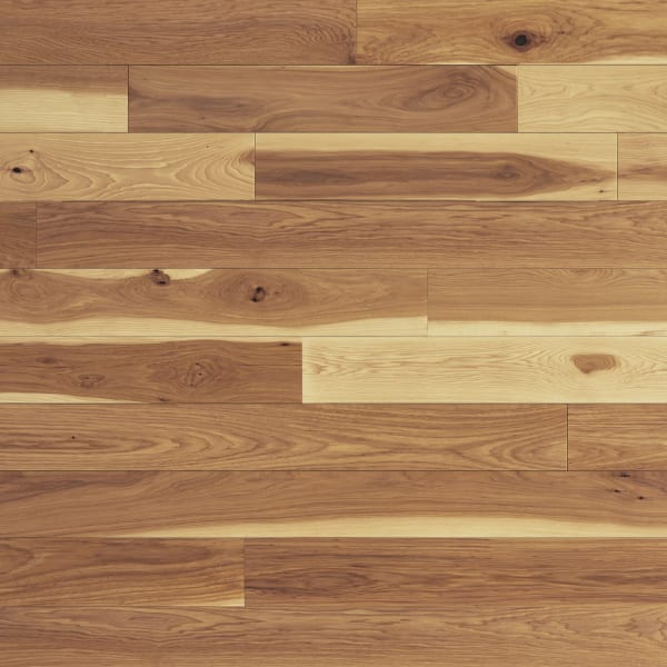Bellawood 3 4 In Natural Hickory Solid