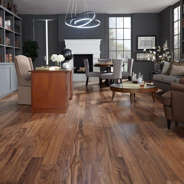 3/4 in. x 5 in. Curupay Solid Hardwood Flooring