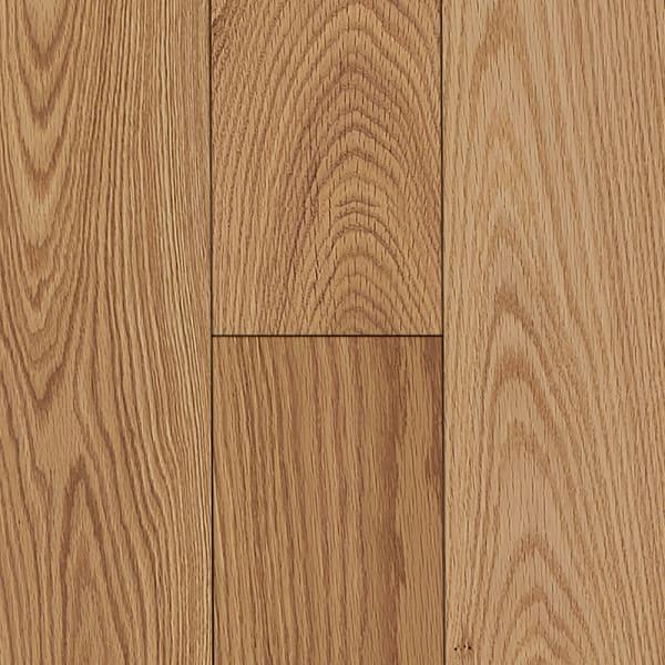 3/4 in. x 5 in. Select Red Oak Solid Hardwood Flooring
