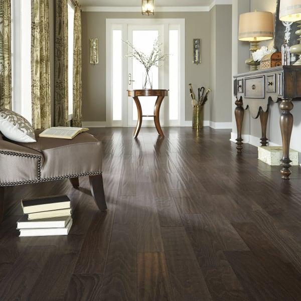 "3/8"" x 5"" Capstone Beech Engineered Hardwood Flooring"