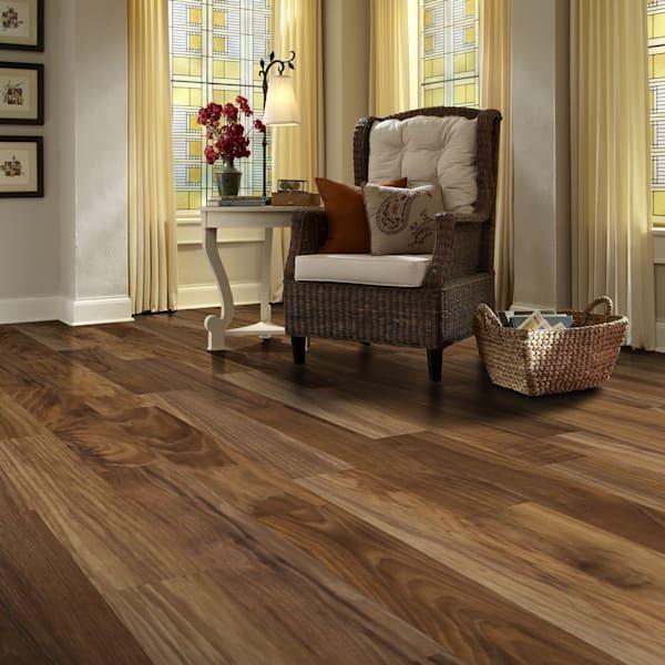 8mm+pad Fairfield County Hickory Laminate Flooring