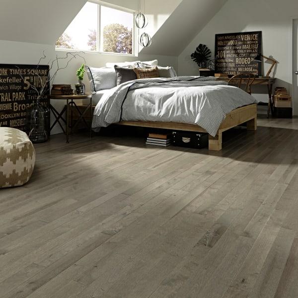 3/4 in. x 3.25 in. Pebble Island Birch Solid Hardwood Flooring