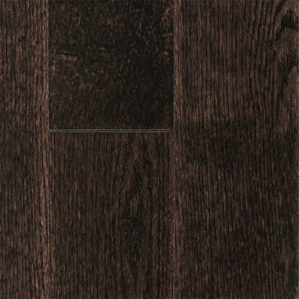 3/4 in. x 5 in. Espresso Oak Solid Hardwood Flooring