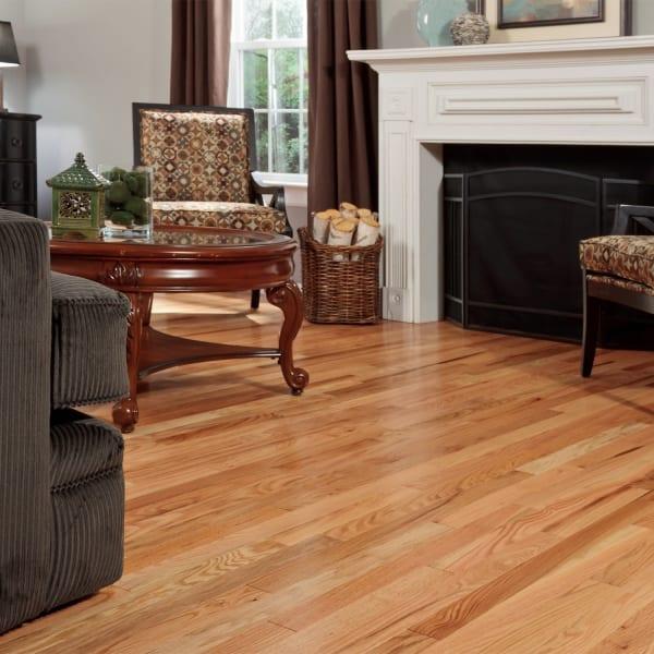 3/4 in. x 3.25 in. Red Oak Solid Hardwood Flooring