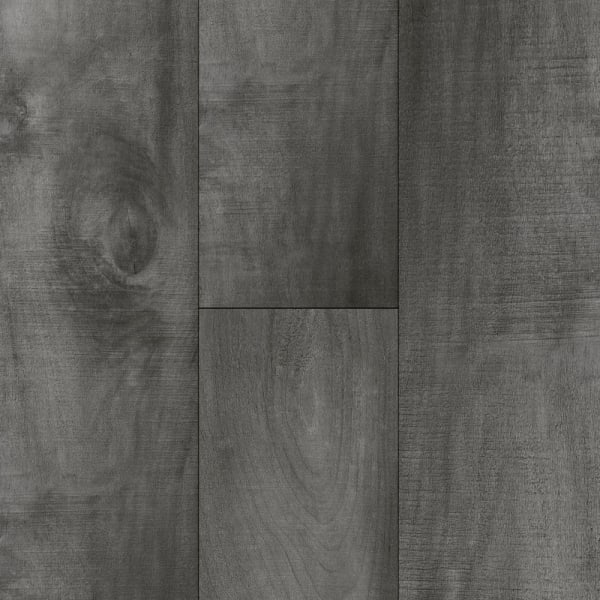 6mm Petrified Cherry Rigid Vinyl Plank Flooring