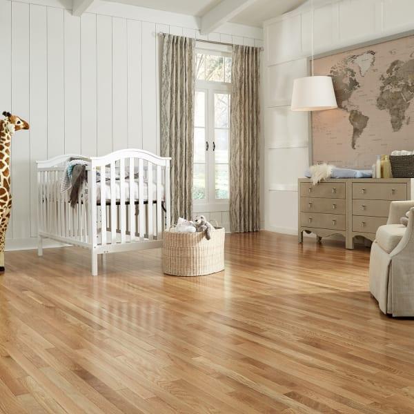 3/4 in. x 2.25 in. Millrun White Oak Solid Hardwood Flooring