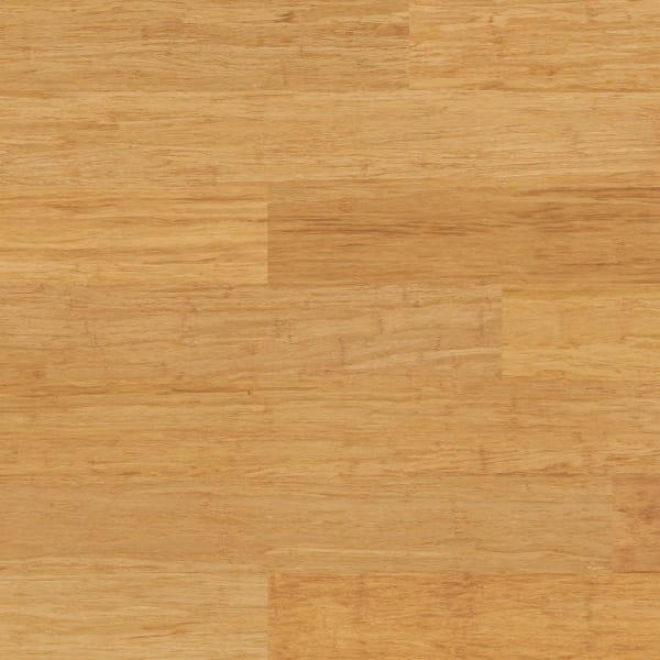 Strand Natural Wide Plank Engineered Click Bamboo Flooring