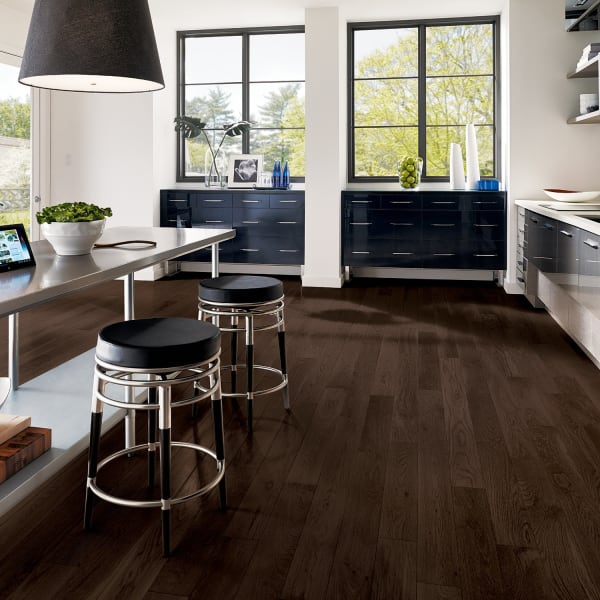 Mocha Oak Solid Hardwood Flooring, Mocha Oak Laminate Flooring