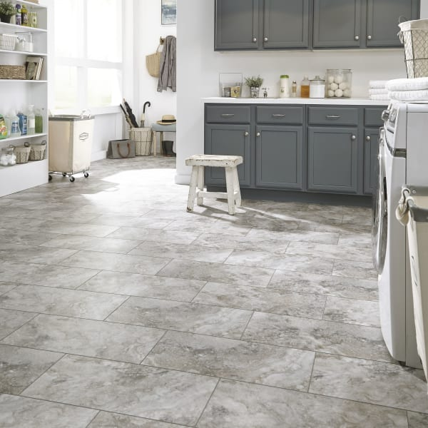 Coreluxe Ultra 8mm Oyster S, Is Vinyl Plank Flooring Good For Kitchens