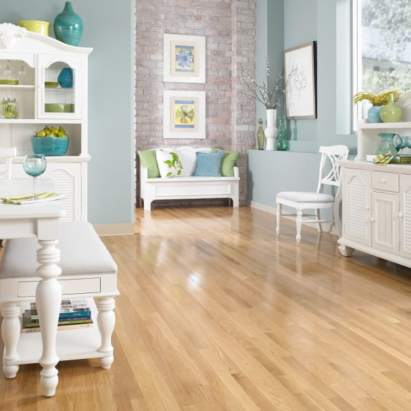 Select White Oak Solid Hardwood Flooring