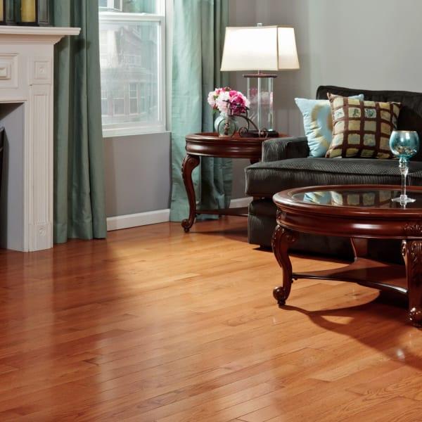 Classic Gunstock Oak Solid Hardwood Flooring